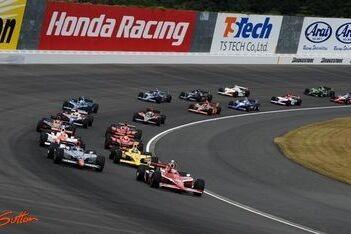 Mazda steunt Indy Lights-kampioen financieel