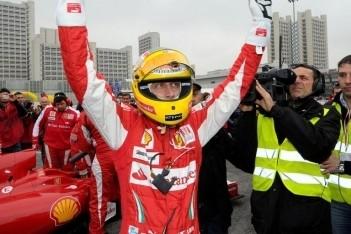 Ferrari neemt officieel afscheid van Badoer