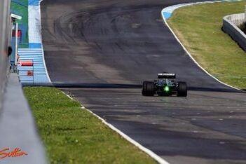 GP2-coureurs Team AirAsia volgen Fauzy op