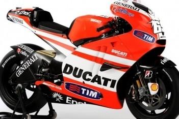 Ducati begonnen aan driedaagse test in Jerez