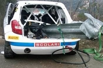 Nieuwe foto toont ernst van ongeluk Kubica