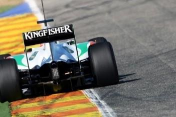 Force India maakt zich op voor online launch