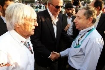 Ecclestone haalt flink uit naar FIA en Todt