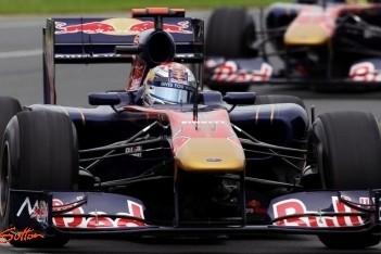 Toro Rosso pikt een puntje mee in Albert Park