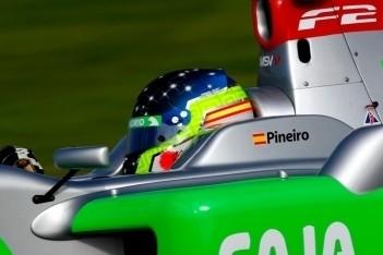 Pineiro terug voor heel seizoen Formule 2