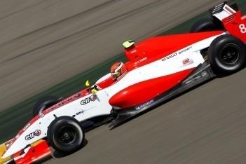 Ramos pakt pole-position voor tweede race