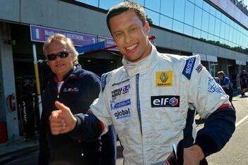 Salaquarda terug in World Series by Renault