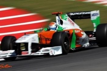 Force India moet nieuw pakket nog beter begrijpen