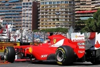 Ferrari beleeft beste kwalificatie tot dusver