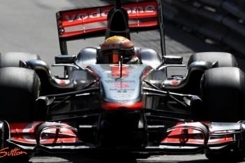 McLaren gaf Hamilton opdracht om uit te vallen