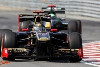 Renault houdt slag om de arm na prima begin