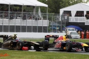 Petrov had op podiumplaats gehoopt in Montreal