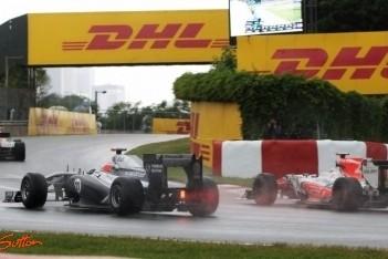 Barrichello scoort opnieuw punten voor Williams