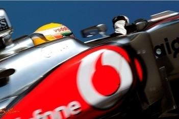 Hamilton had derde startplaats niet verwacht