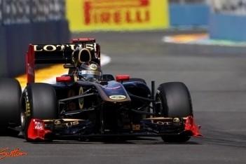 Renault zet zinnen op goed resultaat in de race