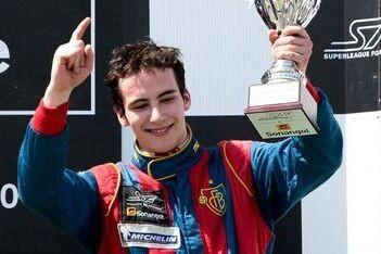 Wissel in Zolder terug in Superleague Formula