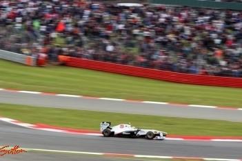 Gemengde gevoelens bij Sauber na Silverstone