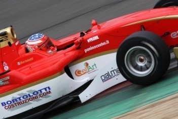 Bortolotti vertrekt tweede race vanaf pole