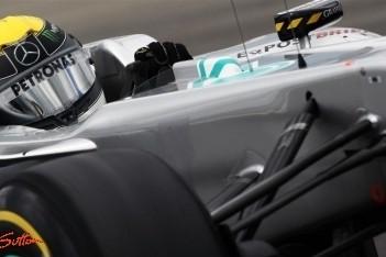 Rosberg rijdt honderdste race in Hongarije