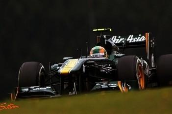 Chandhok hoopt op meer races voor Lotus