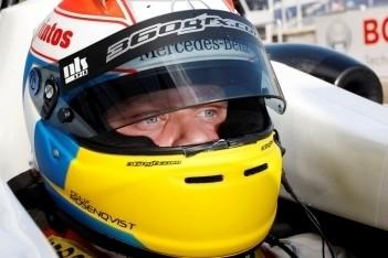Rosenqvist zet Zweden op de kaart in Masters