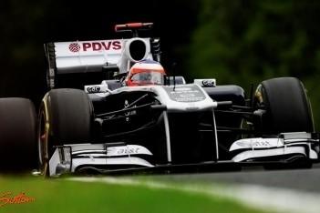 Barrichello put hoop uit nieuwe onderdelen