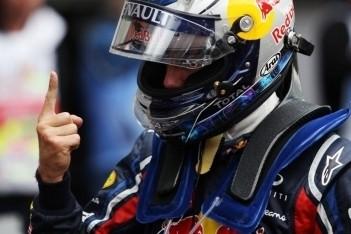 Vettel grijpt pole in fraaie kwalificatie op Spa