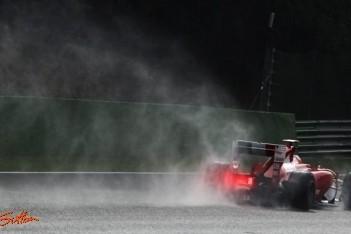Ferrari bedrukt na matige kwalificatie Alonso