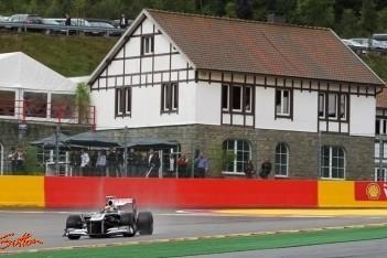 "Maldonado: ""Hamilton reed heel erg langzaam"""