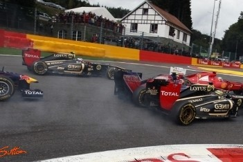 Toro Rosso met lege handen na sterke zaterdag