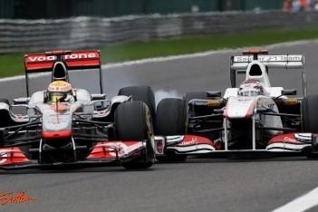 Race om gauw te vergeten voor Sauber-coureurs