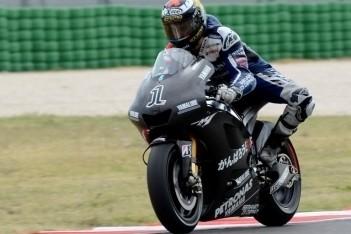 Lorenzo en Spies testen verder met 1000cc-motor