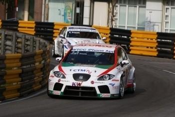 Couto bevestigd voor WTCC-races Macau