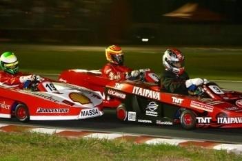 Massa maakt deelnemers kartrace bekend