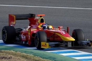 Leimer snelste op eerste testdag in Jerez