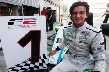 Eerste pole-position voor Marinescu in F2