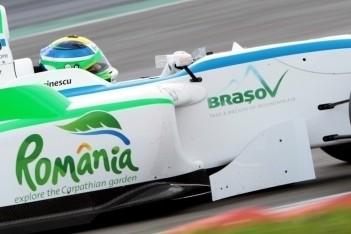Marinescu verzilvert pole-position in Italië