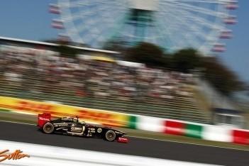 Renault tevreden over kwalificatie Japan