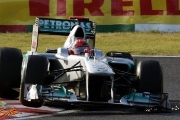 Mercedes-duo wil goede lijn doortrekken