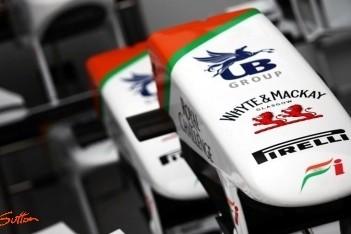 Force India maakt zich op voor eerste thuisrace