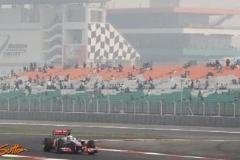 """McLaren-duo: """"Circuit heeft ontzettend veel grip"""""""