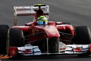 """Massa: """"Hopelijk rest van het weekend ook snel"""""""