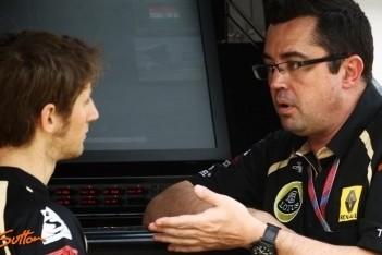 Renault zet Grosjean in tijdens vrijdagtrainingen