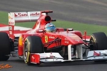 """Alonso: """"We hebben een goed weekend hier"""""""