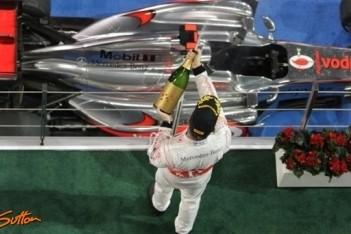 """Hamilton: """"Hopelijk de start van mooie periode"""""""