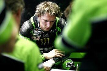 West maakt MotoGP-rentree met Speed Master