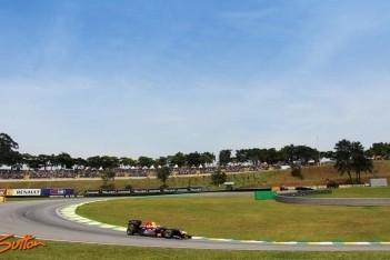 """Webber: """"Vettel was weer eens fantastisch"""""""