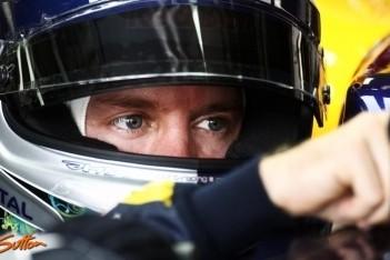 Vettel tilt niet zwaar aan Braziliaans resultaat