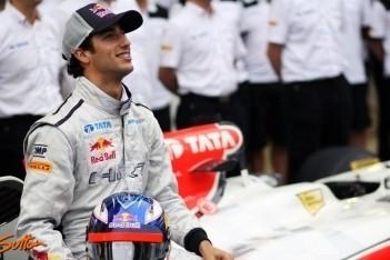 Ricciardo bedankt Red Bull en HRT voor kans