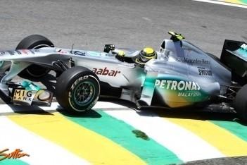Mercedes heeft de blik al een tijdje op 2012